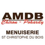 AMDB MENUISERIE ST CHRISTOPHE DU BOIS logo